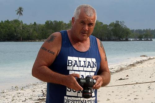 Dan Howard Ocean Artwork Photographer