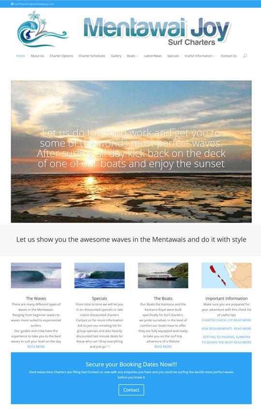 Mentawai Joy Surf Charters